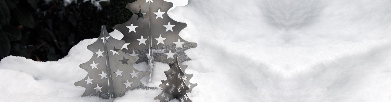 Online-Shop - Dekorationsartikel zu Weihnachten